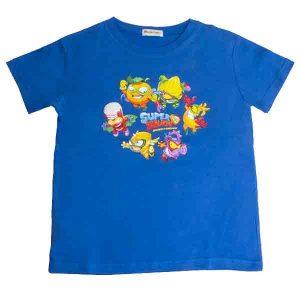 camiseta superzings serie 1 azul