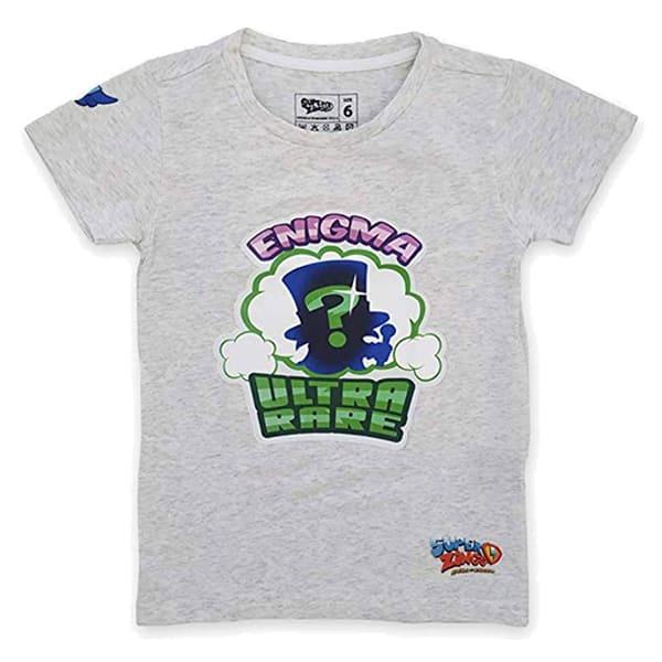 camiseta superzings serie 1 enigma