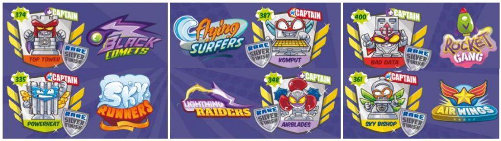 equipos superzings serie 5