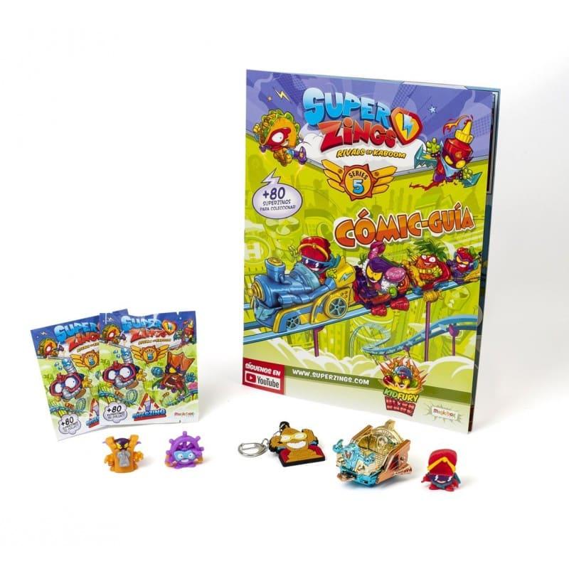 superzings serie 5 starter pack