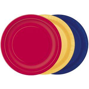 platos colores superzings