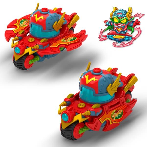 speed fury superthings