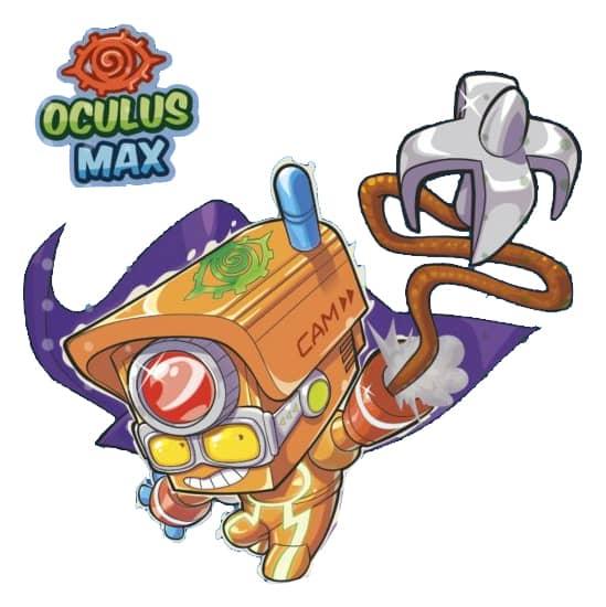 ultra raro oculus max superthings secret spies