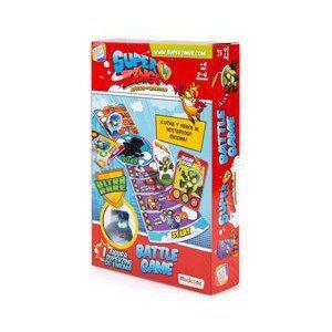 Juegos de Mesa SuperZings, Puzzles y Cartas