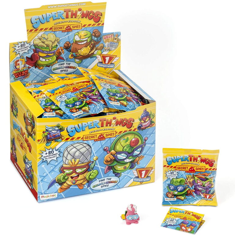 superzings serie 6 one pack