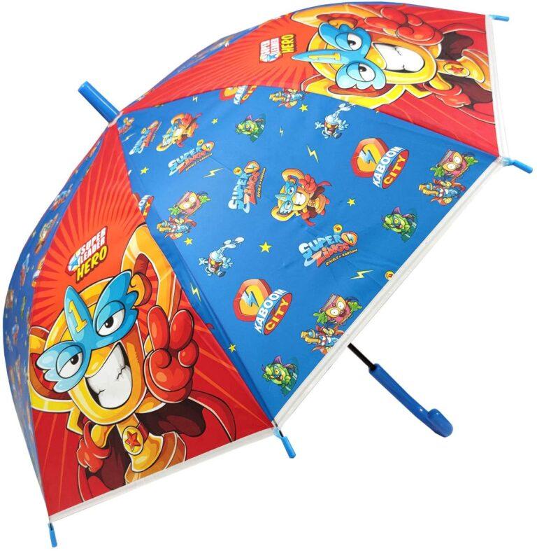 paraguas superzings azul