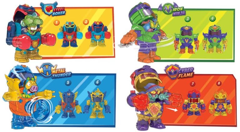 superzings powerbots