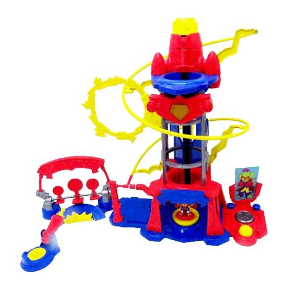 torre entrenamiento superthings kazoom kids